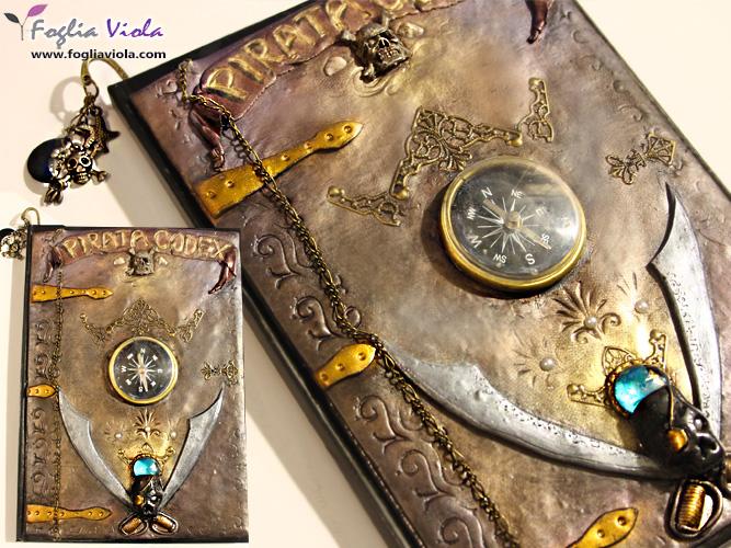Pirate Journal