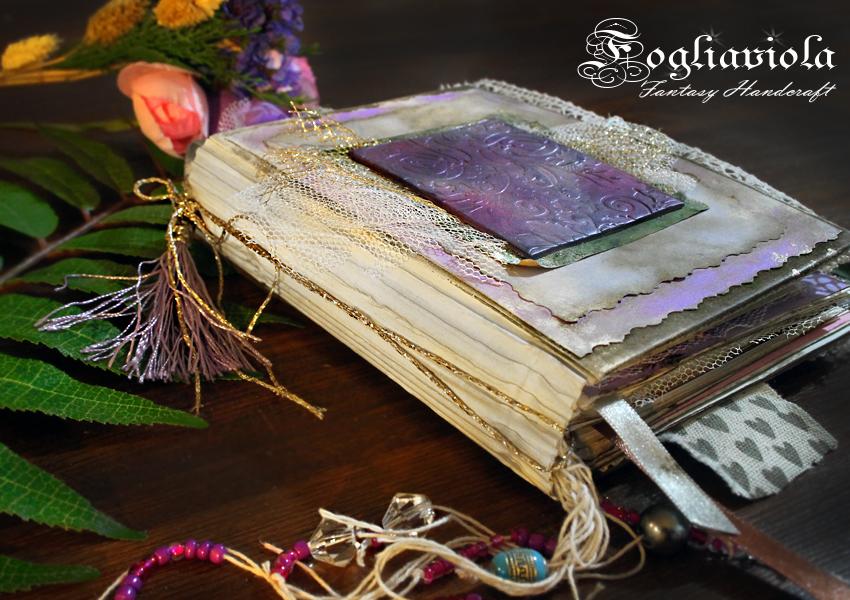 Purple Dream Junk Journal