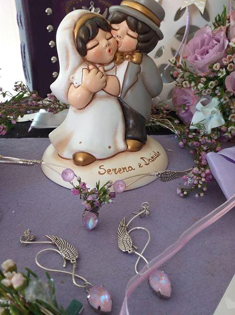 Tiara & Orecchini per un matrimonio da favola