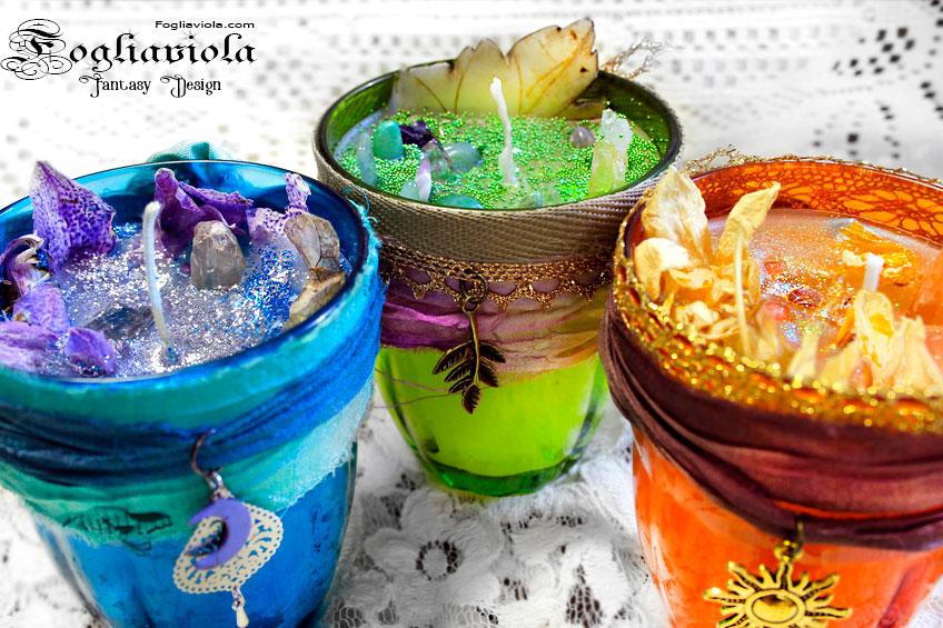 Enchanted Candle