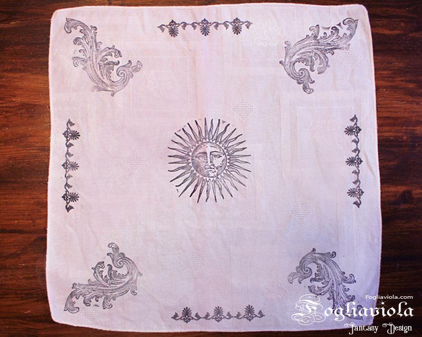 Beltane Altar Cloth