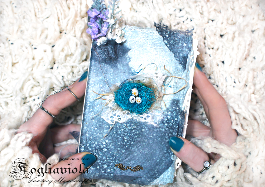 The Bird Nest Scrapbook