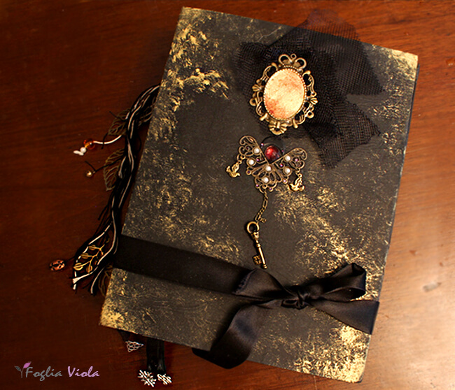 Book of Shadows, Blank Journal