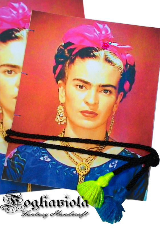 Frida Khalo Hournal