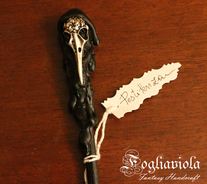 Pestilence magic Wand