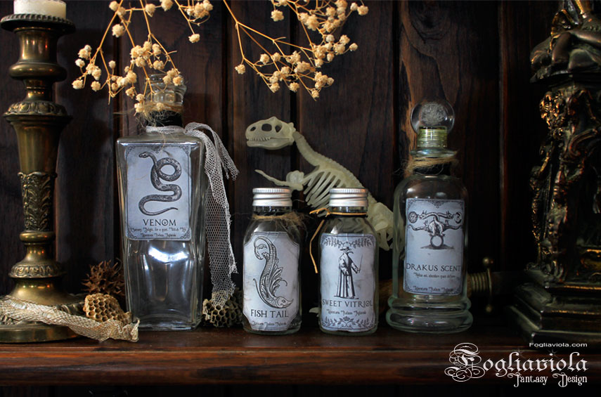 speciale Halloween / Samhain, idee regalo per amici e parenti da portare alla festa, abbellire la casa e la tavola del party dell'anno!