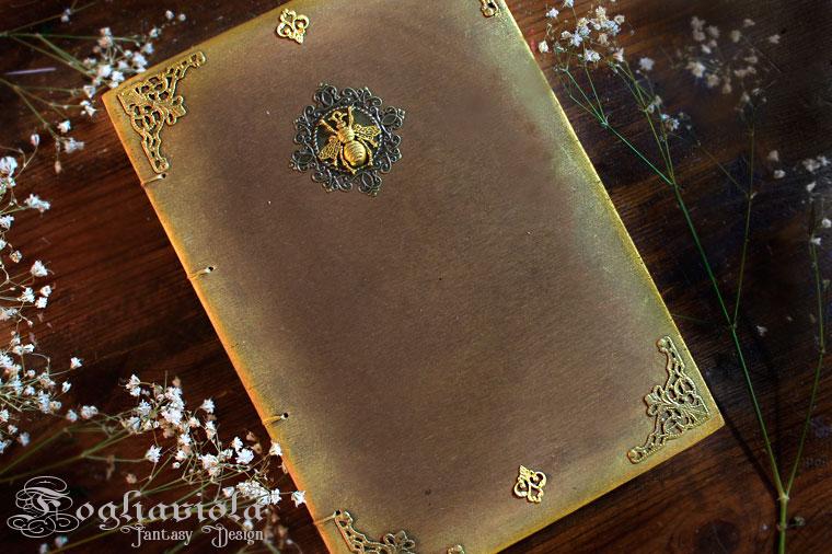 Wooden Bee Book