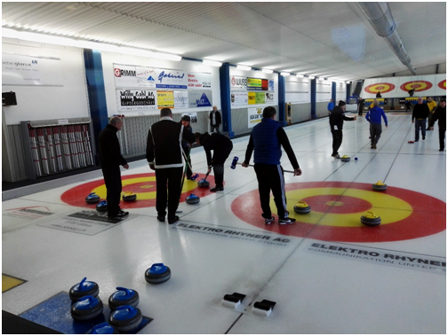 Curling Club Kaltbrunn - Speerturnier