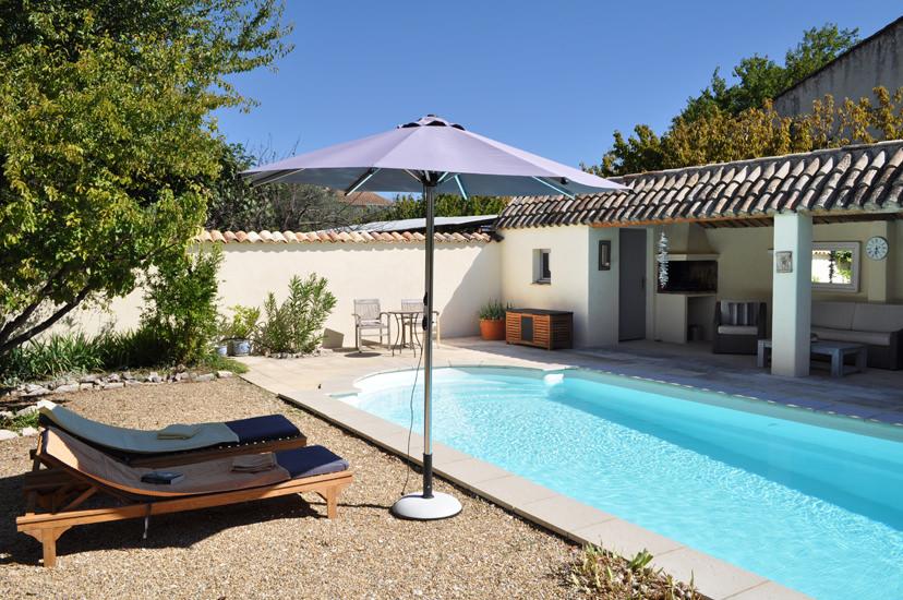 Coup de Coeur - alle Sitz- und Liegeplätze am Pool auf einen Blick