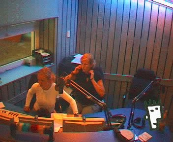Meine allerste Radiomoderation bei DASDING am 27.08.2003 :)