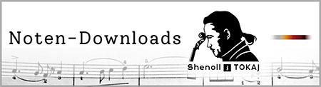Noten-Download/-Verkauf  von Shenoll Tokaj