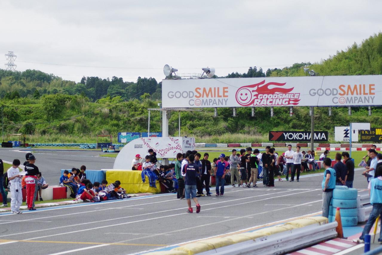 2013.5.19 第2戦 ドライバーズミーティング!