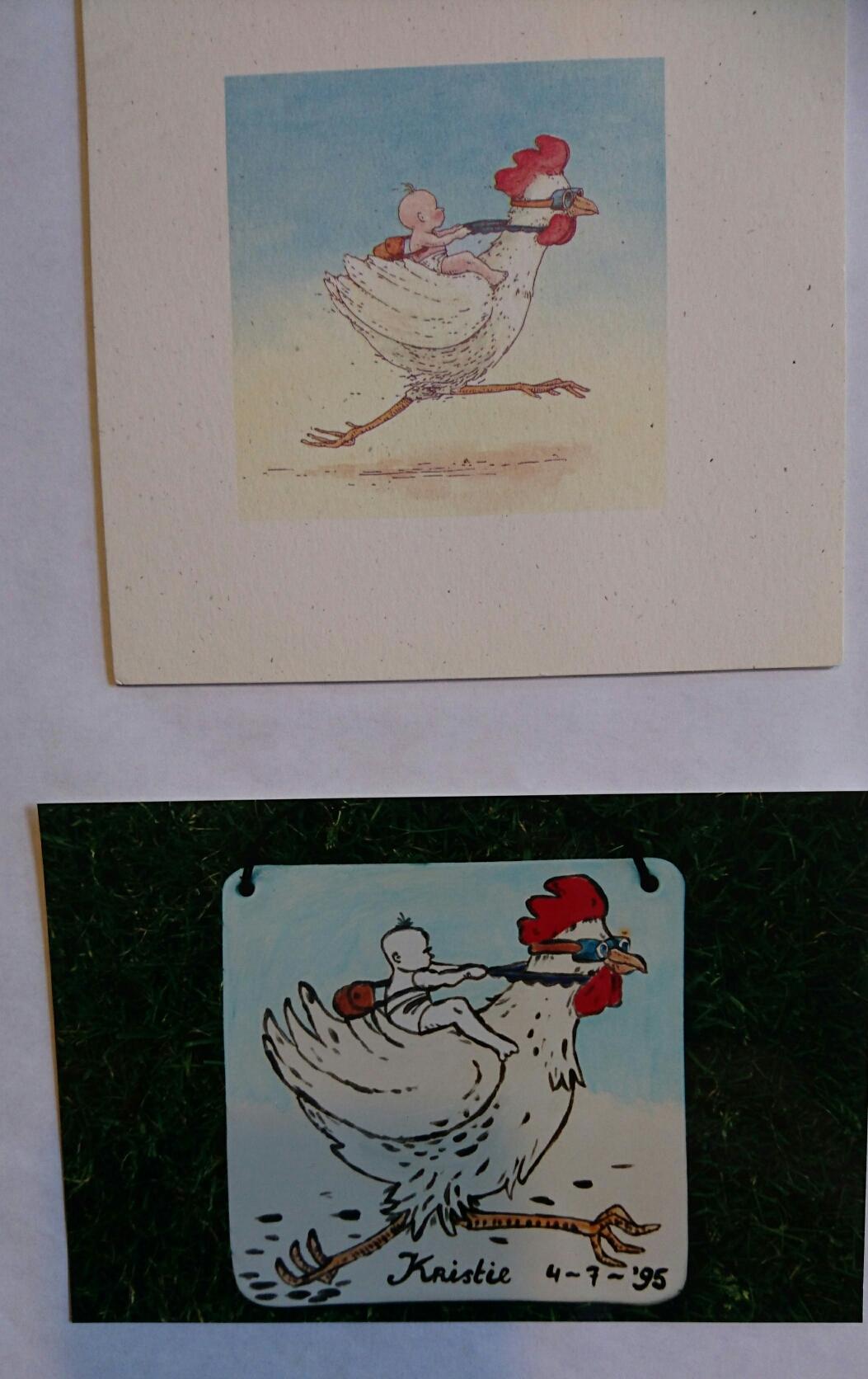 Birth card 2
