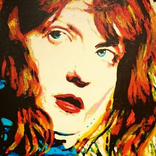 Florence Welch, singer Florence and the Machine