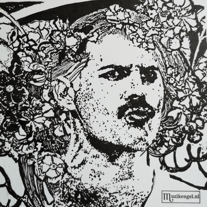 Freddie Mercury, Mucha style