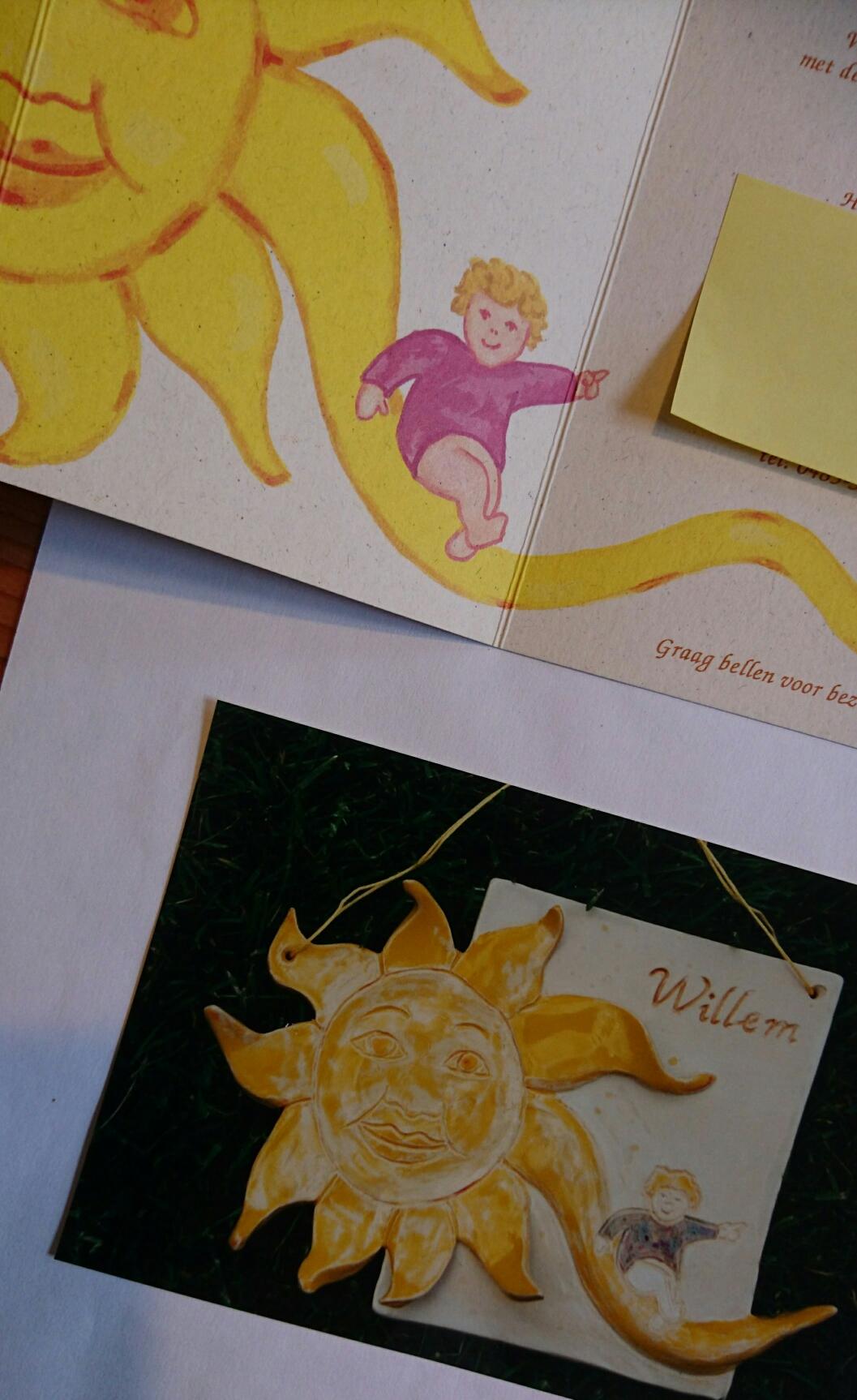 Birth card 1