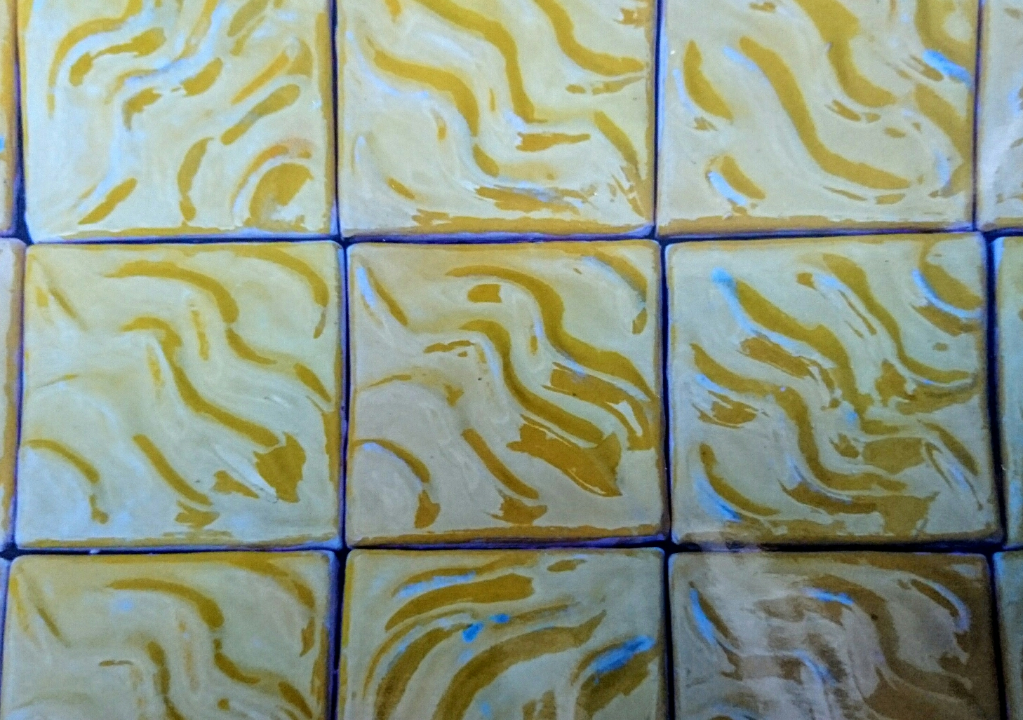 Tiles waves