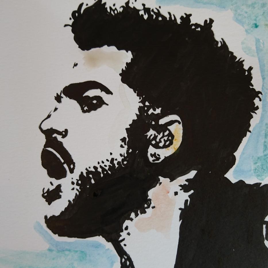 Adam Lambert, singer (Queen)