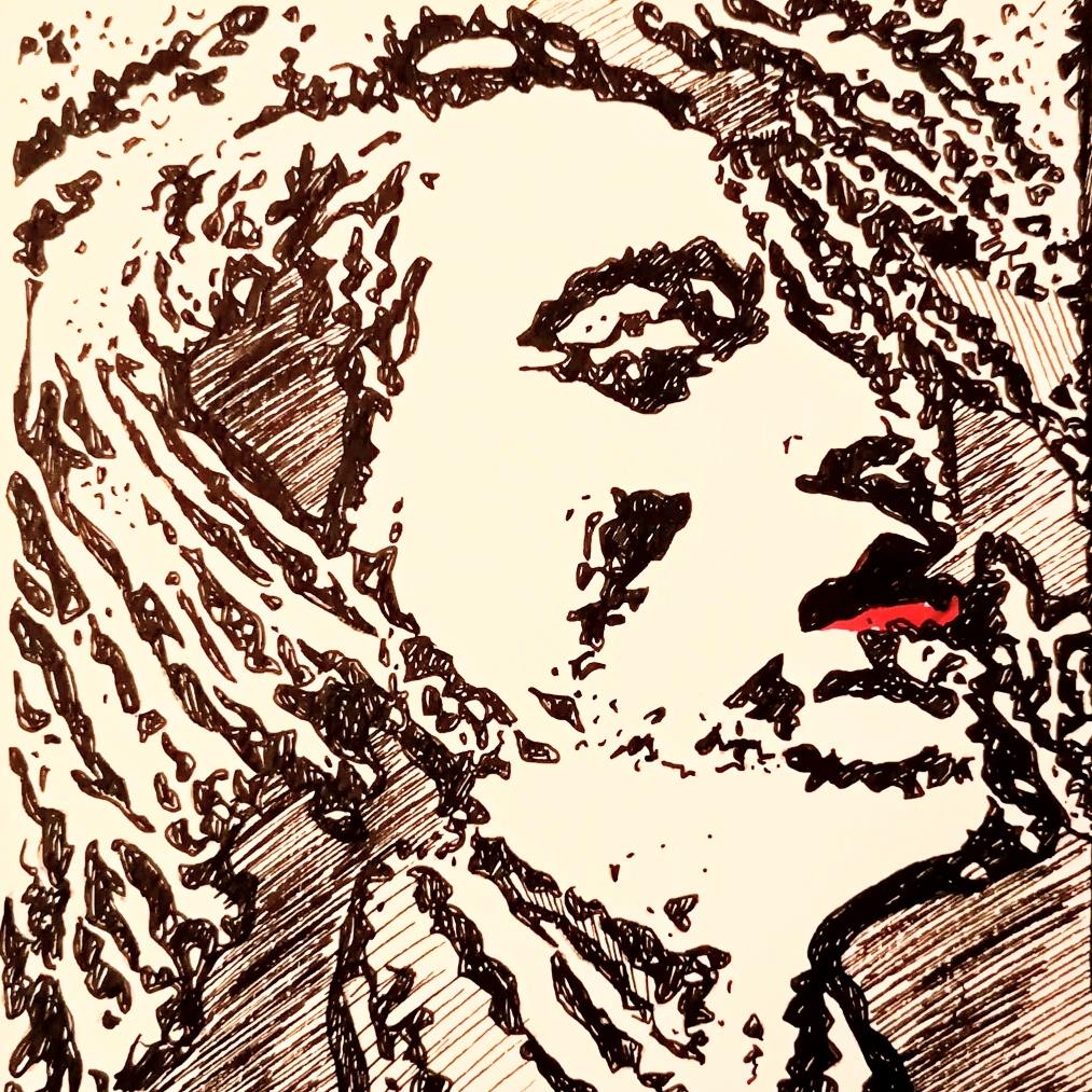 St. Vincent (Annie Clark), singer