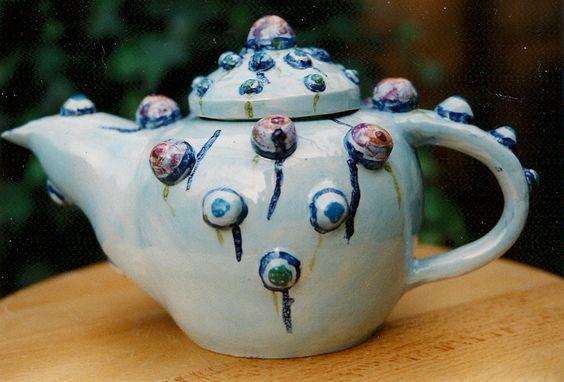 Teapot boils