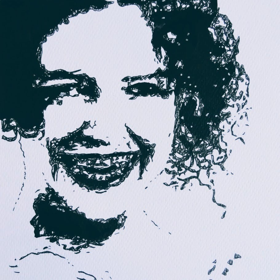 Cia Berg, singer Whale