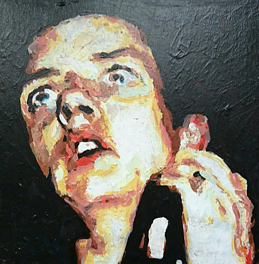 Ian Curtis, singer Joy Division