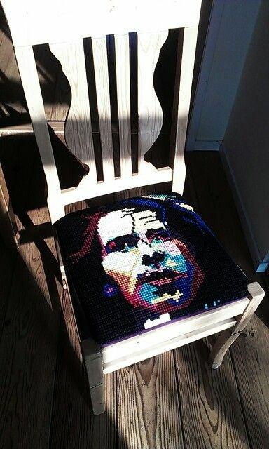 Rocking chairs Eddie Vedder
