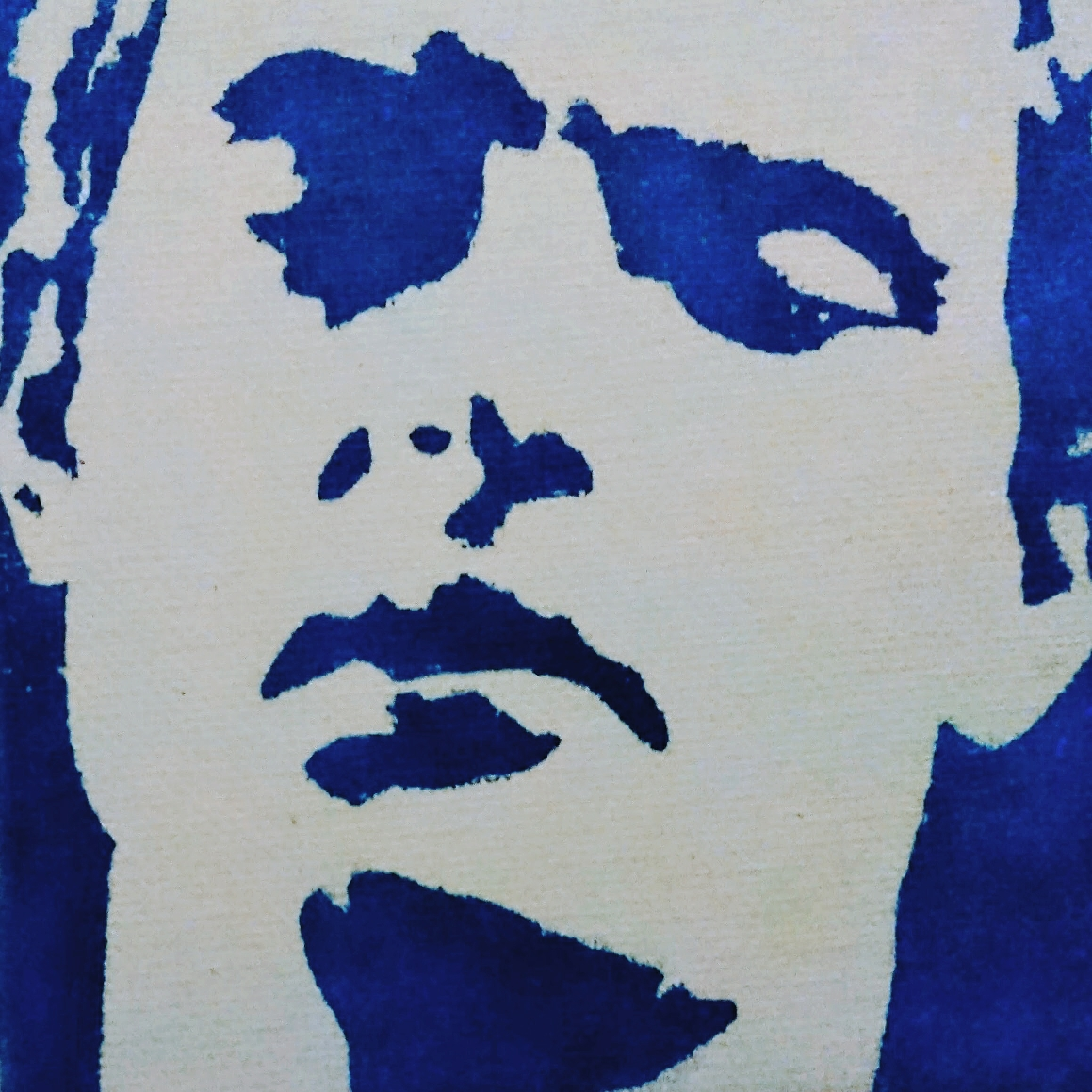 Ian Curtis, frontman Joy Division