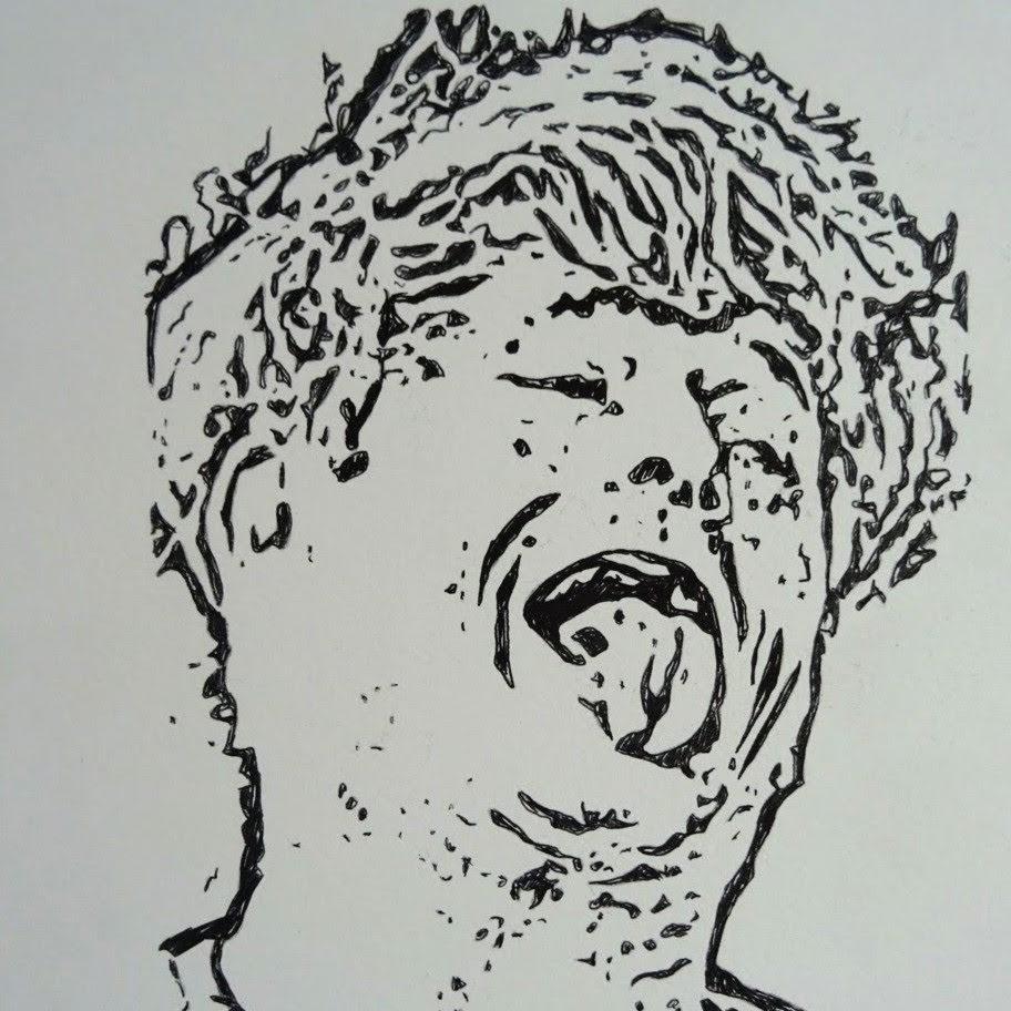 John Dwyer, singer the Oh Sees