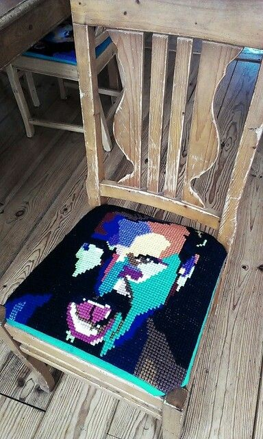 Rocking chairs Seri Tankian