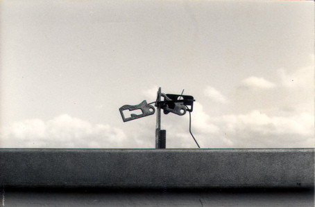 Wolkenschloss  gax 1979 Foto: Eva Gundlach