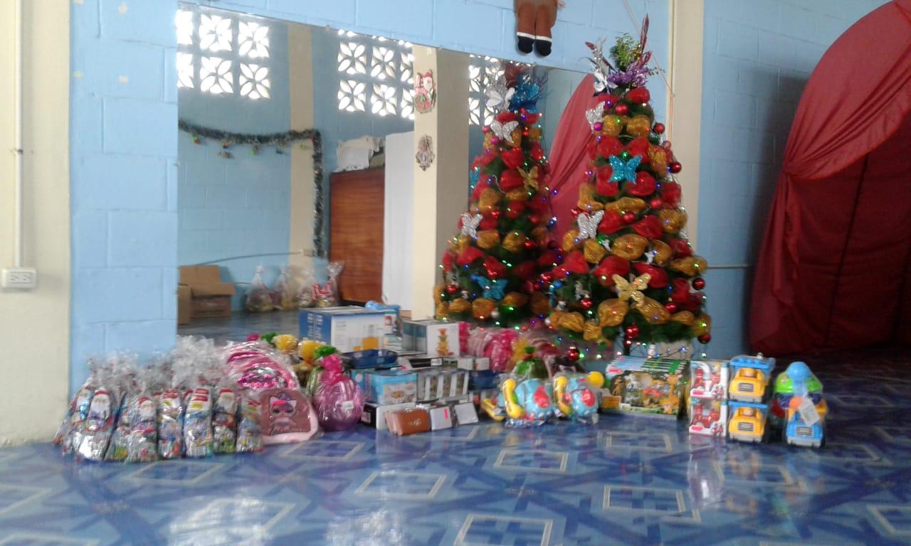 Regalos de navidad/Christmas presents/Weihnachtsgeschenke