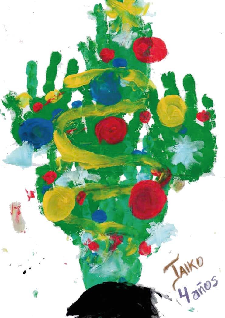 tarjeta navideña/christmas card/Weihnachtskarte 2020