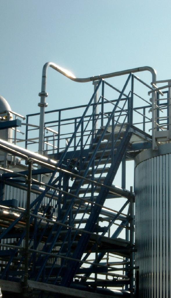 Industrietreppen