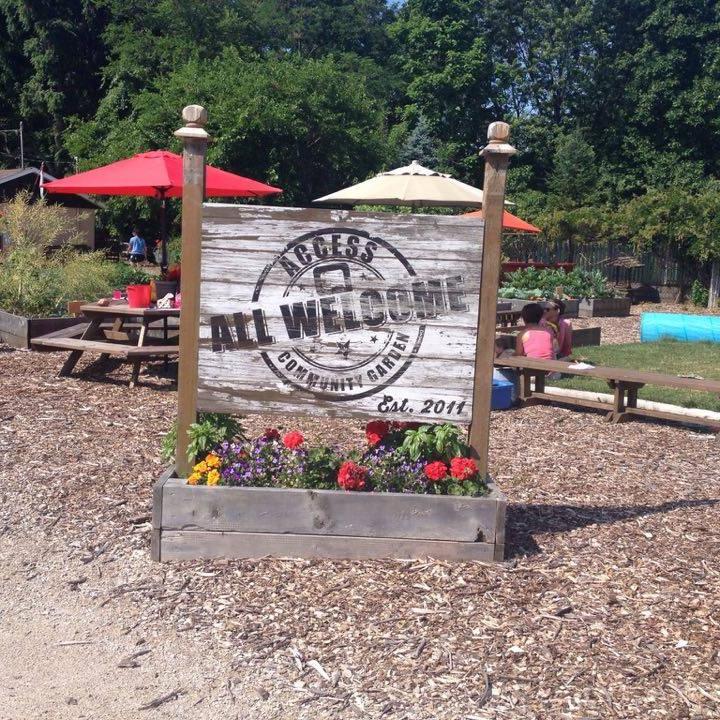 ACCESS Community Garden