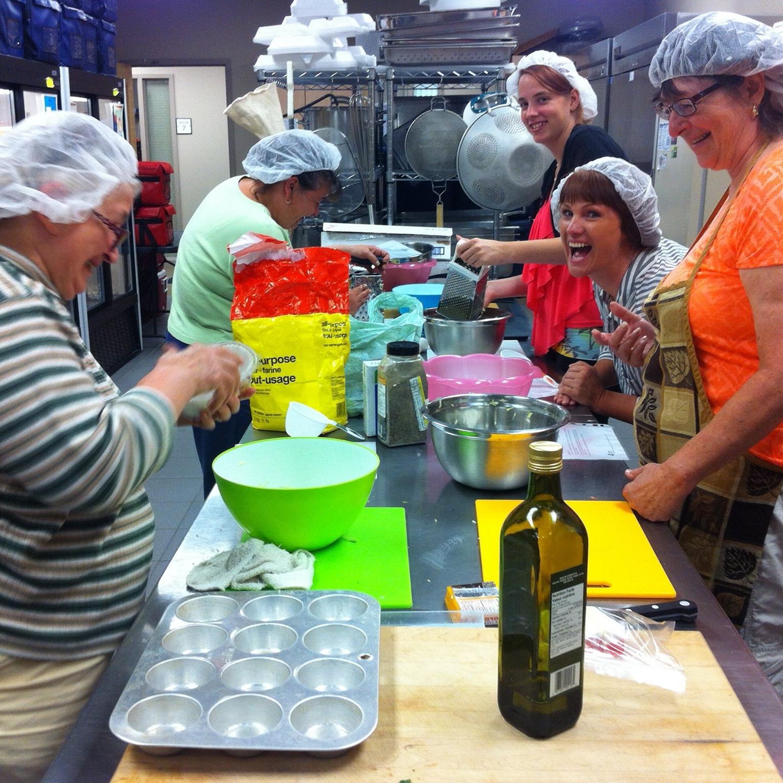 Community Kitchen Workshops