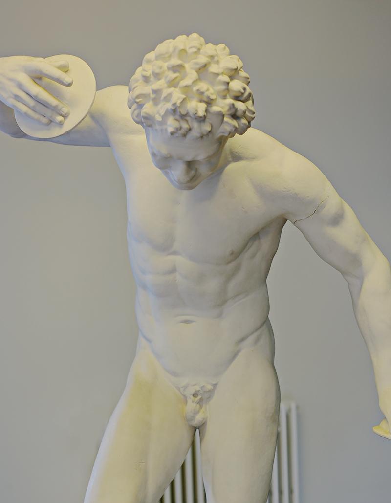 Musik, Wein und weibliche Gesellschaft: Die Gesellen des Dionysos genießen das Leben.