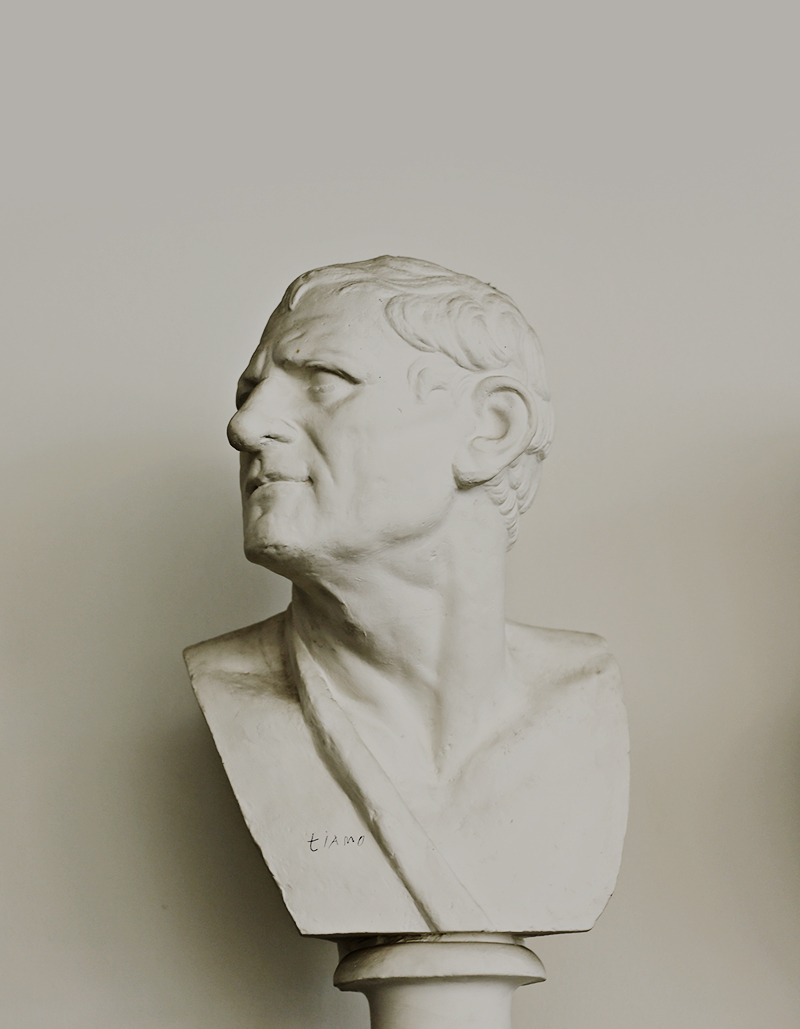Warum der Feldherr einmal ein Denker war und woran man erkennen kann, dass er kein Dichter ist.