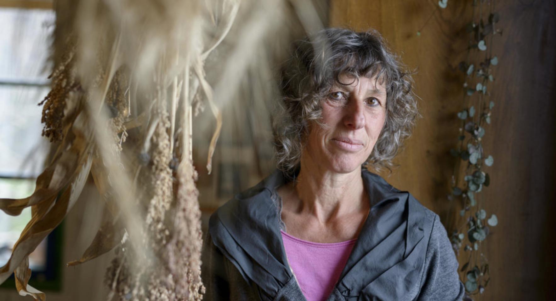 Portrait LE TEMPS: Martine Gerber a de la laine dans les idées