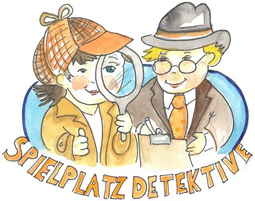 Kinderstadtplan - Belohnung der Detektive