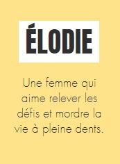 """Elodie du duo """"les épicées"""" par e-cime.fr"""