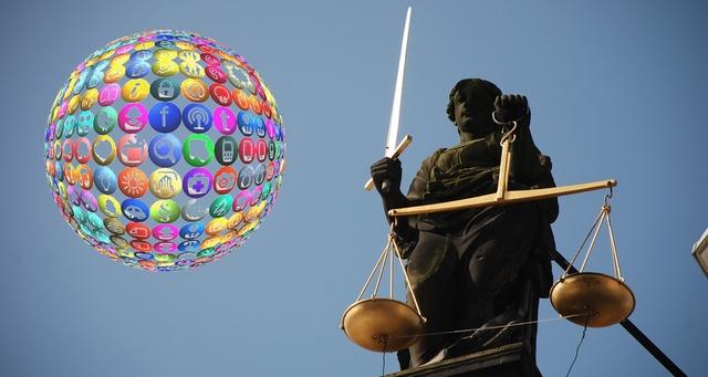 obligations légales à la création d'un site internet