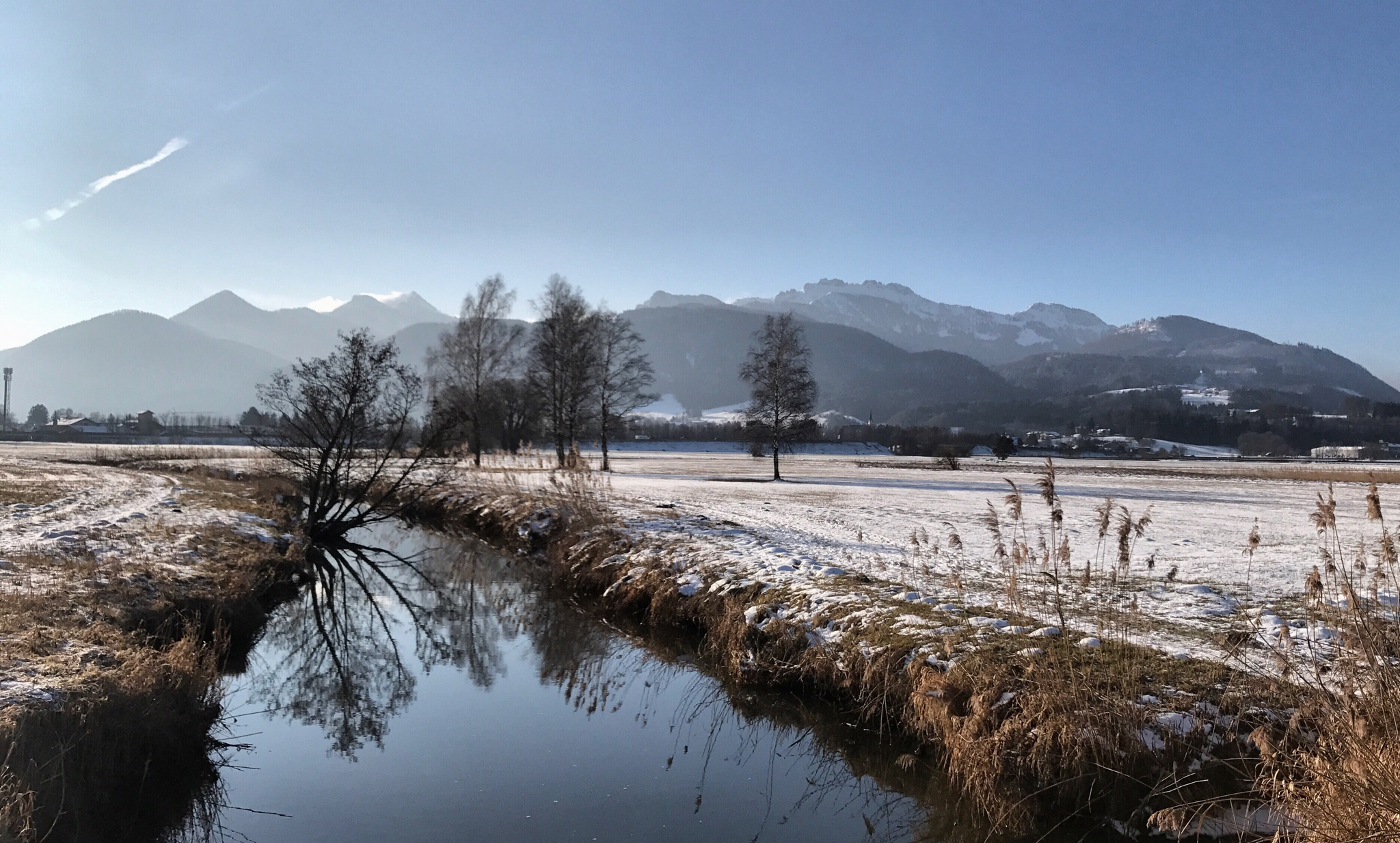 Etappe 22: Prien - Rottauer Hochmoor - Rottau
