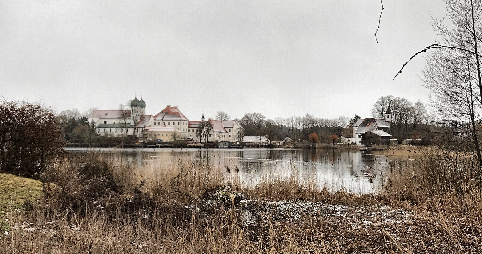 Etappe 19: Eggstätt - Hartsee - Kloster Seeon