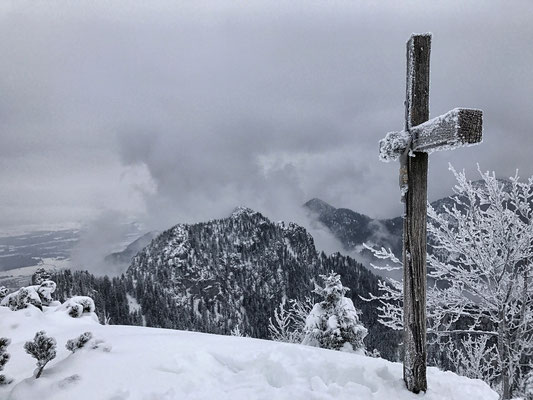 Etappe 11: Kampenwand - Sulten - Hohenaschau