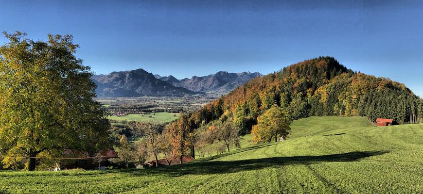 Etappe 2: Neubeuern - Samerberg