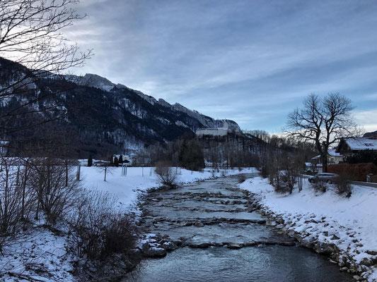 Etappe 12: Hohenaschau - Samerberg