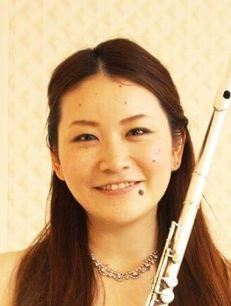 妹尾 寛子  Flute