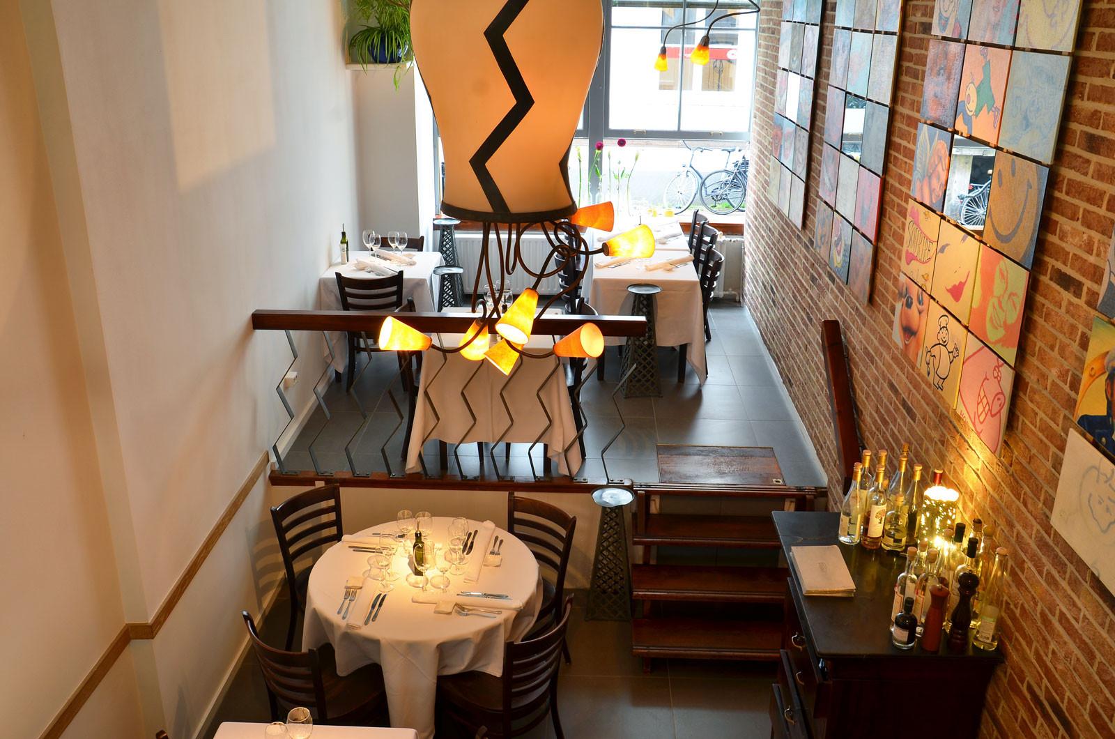 Pianeta Terra Amsterdam : Pianeta terra italian restaurant amsterdam