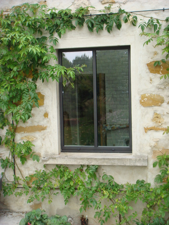fenêtre fineline